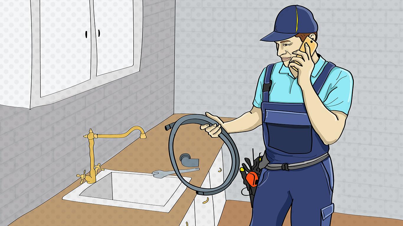 Plumbing Invoice Due Prank Call